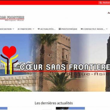 Le site de l'association